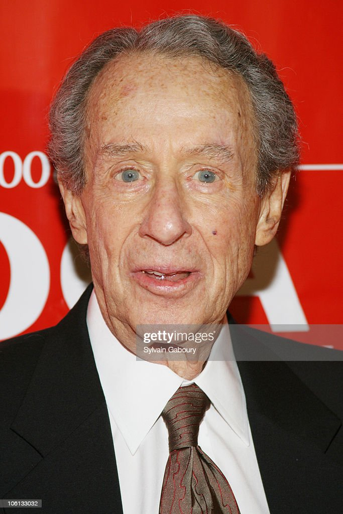 Arthur Penn during 2006 DGA Honors New York City Red Carpet at DGA Theater at 110 West 57th Street in New York City New York United States