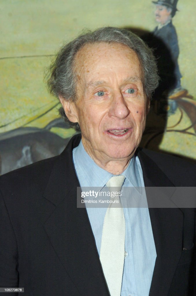 Arthur Penn during Opening Night of 'Sly Fox' After Party at Tavern On The Green in New York City New York United States