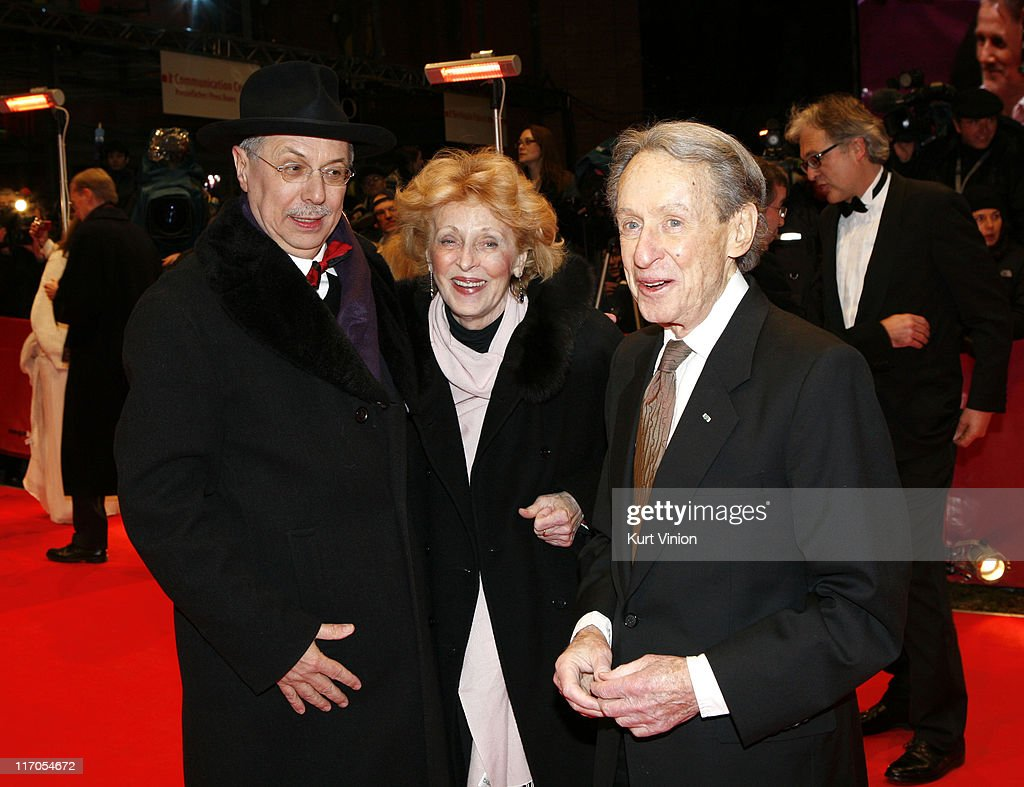 Arthur Penn during The 57th Annual Berlinale International Film Festival Opening Ceremony and 'La Vie en Rose' Premiere in Berlin Germany