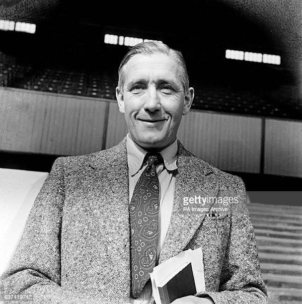 Arthur Rowe Tottenham Hotspur manager