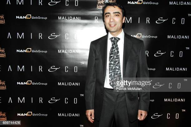 Arthur Rubinoff attends REAMIR CO Launch Party for their new 'SIGNITURE PRODUCTS' Performance by MICHAEL IMPERIOLI LA DOLCE VITA at Touch on March 31...
