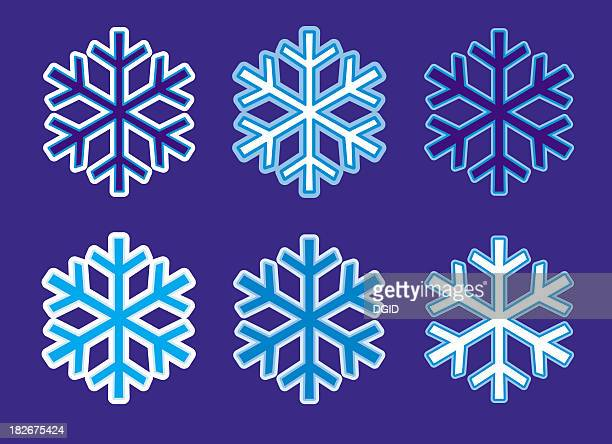 Artic Snowflakes - it's Christmas time!