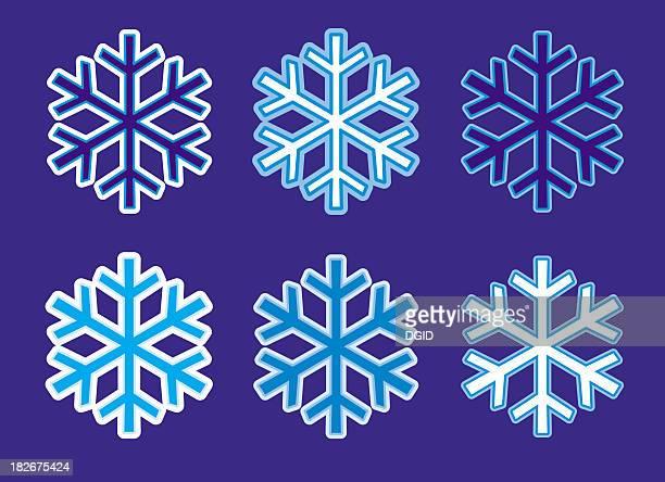 Arctic Schneeflocken-Es ist Weihnachtszeit!