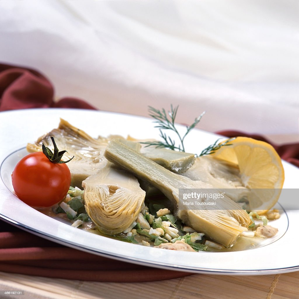 Artichokes : Stock Photo