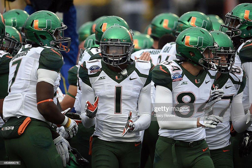 Duck Commander Independence Bowl - Miami v South Carolina