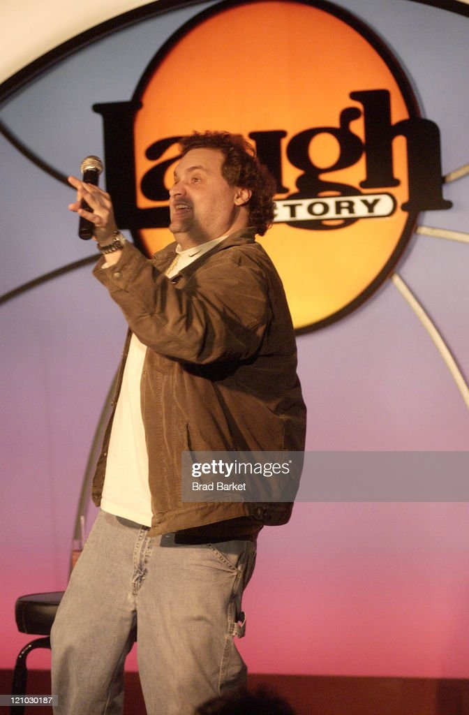 Artie Lang during The Laugh Factory Opening featuring Bob Saget at The Laugh Factory in New York City New York United States