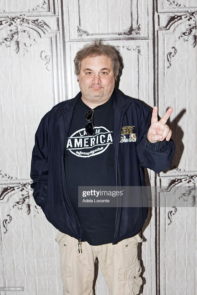Artie Lange attends the AOL BUILD Speaker Series at AOL Studios In New York on April 27 2015 in New York City