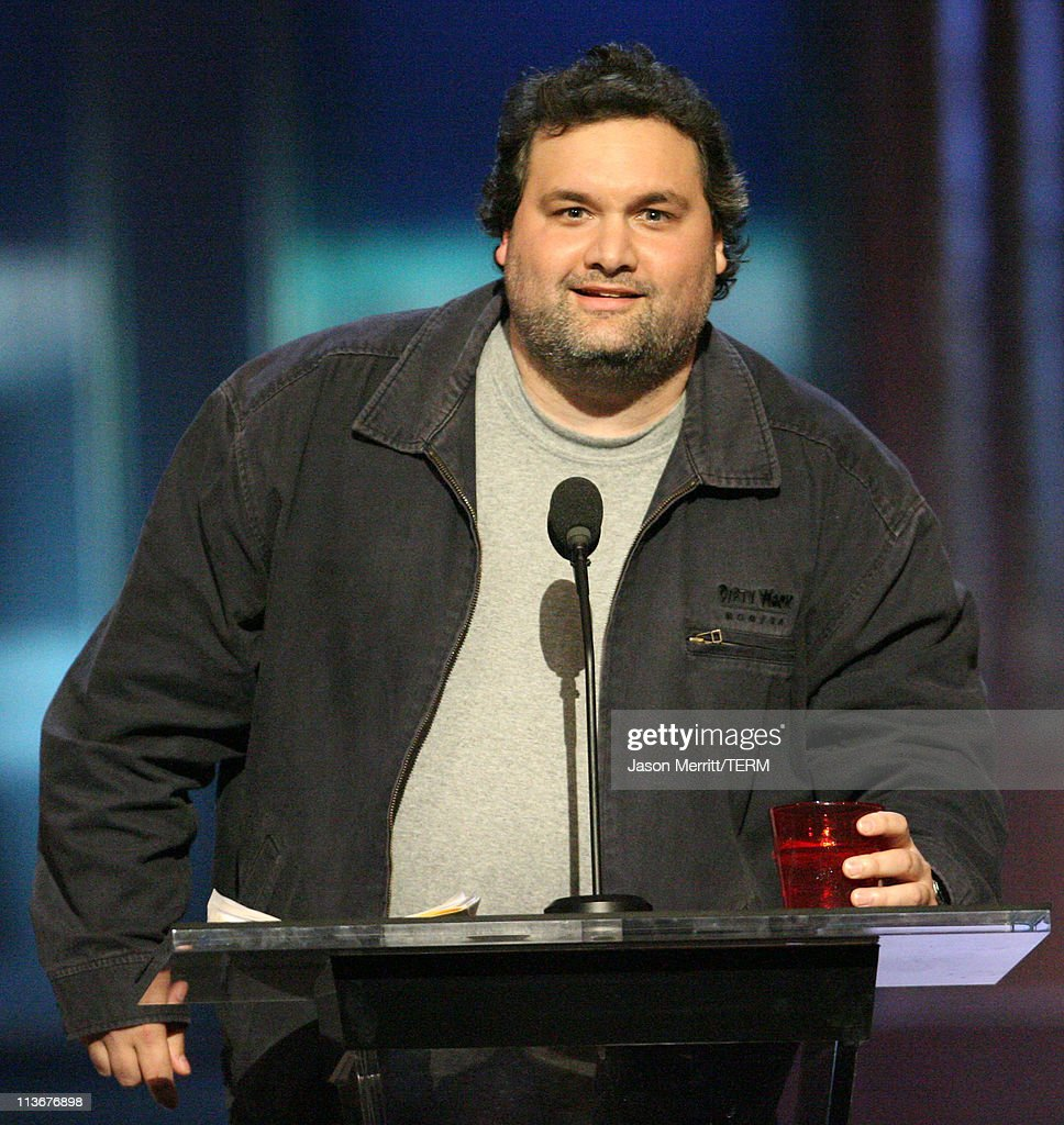 Artie Lange during Comedy Central's Roast of William Shatner Show at CBS Studio Center in Studio City California United States