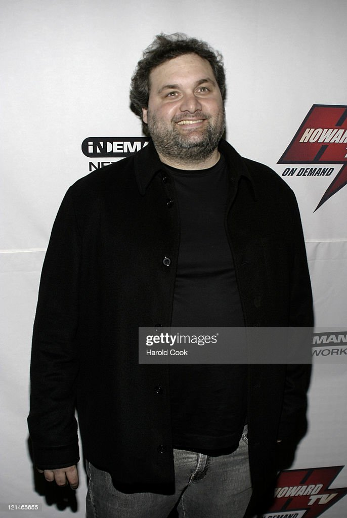 Artie Lange during In Demand Hosts The Howard Stern Film Festival at The Hudson Theater in New York City New York United States