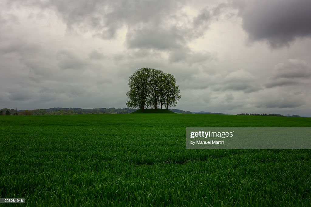Artificial Hill Stock Photo Getty Images