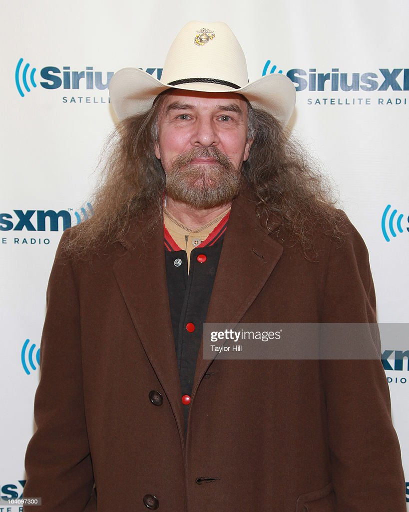 Artimus Pyle of Lynyrd Skynyrd visits the SiriusXM Studios on March 26, 2013 in New York City.