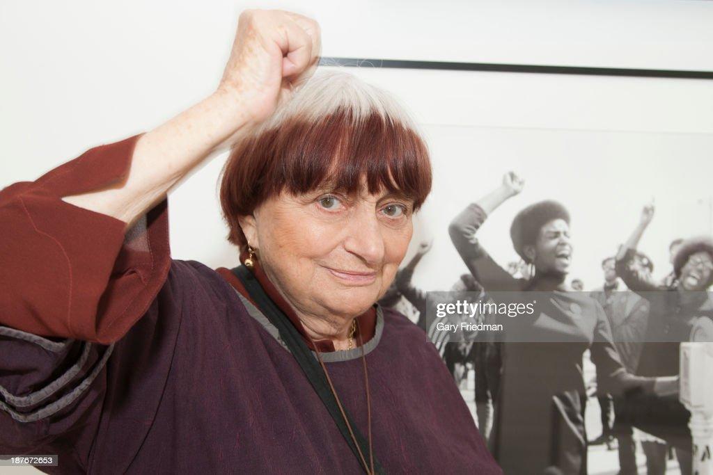 Agnes Varda, Los Angeles Times, November 9, 2013