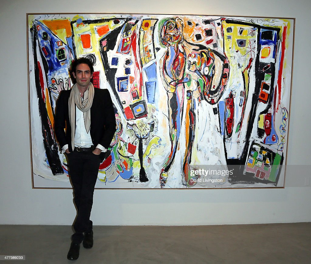 "Alexander Yulish ""An Unquiet Mind"" VIP Opening Reception"