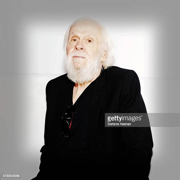 Artist and honoree John Baldessari attends the 2015 MOCA Gala presented by Louis Vuitton at The Geffen Contemporary at MOCA on May 30 2015 in Los...