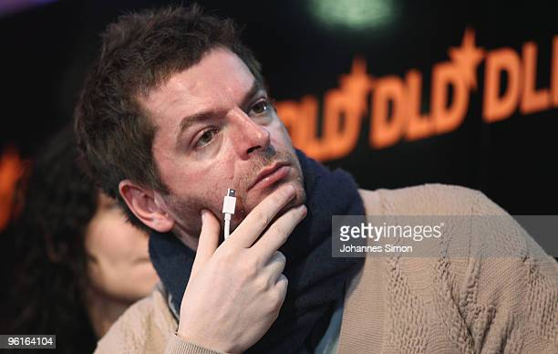 Artist Anri Sala attends the Digital Life Design conference at HVB Forum on January 25 2010 in Munich Germany DLD brings together global leaders and...