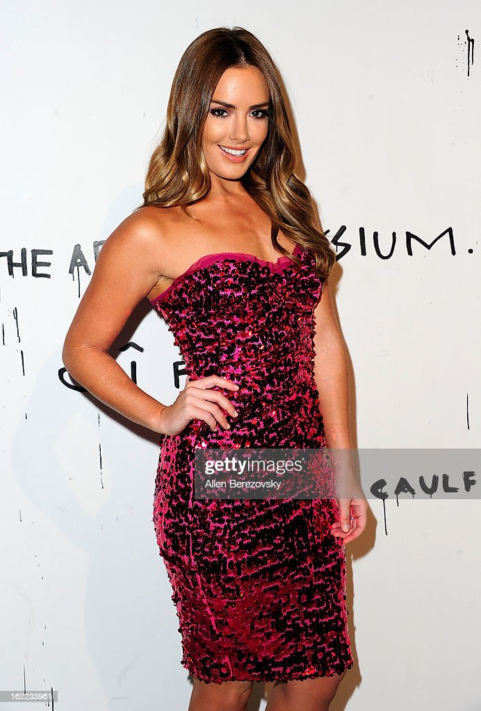Artist Beau Dunn attends The Art of Elysium's 6th annual Pieces of Heaven charity art auction presented by Ciroc Ultra Premium Vodka at Ace Museum on February 20, 2013 in Los Angeles, California.