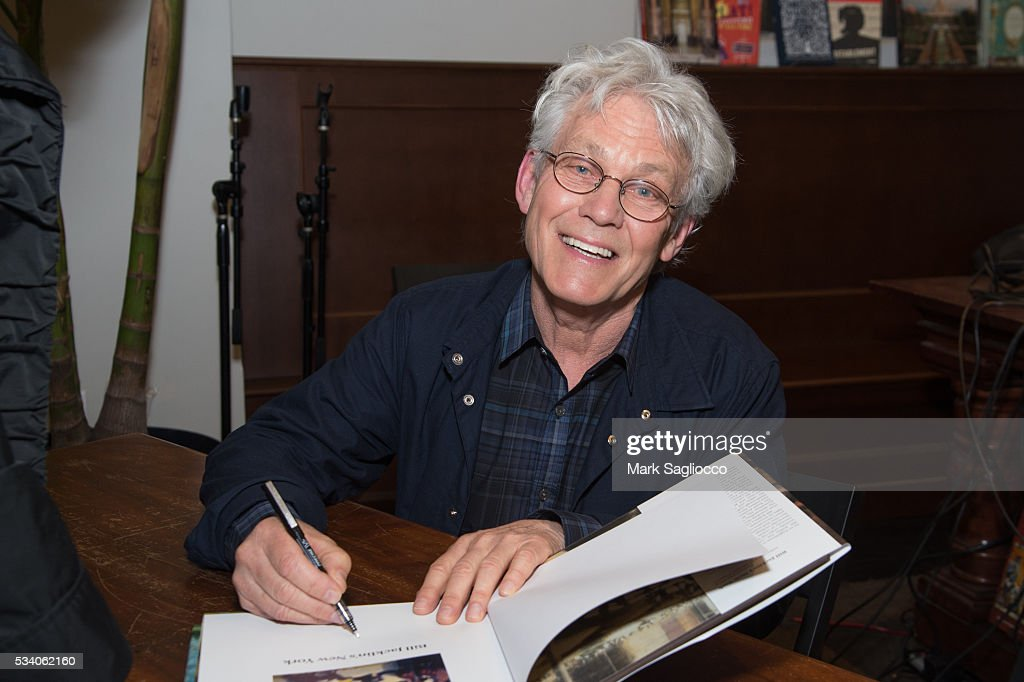 Artist Bill Jacklin attends the Bill Jacklin Book Launch Party at Rizzoli Bookstore on May 24, 2016 in New York City.