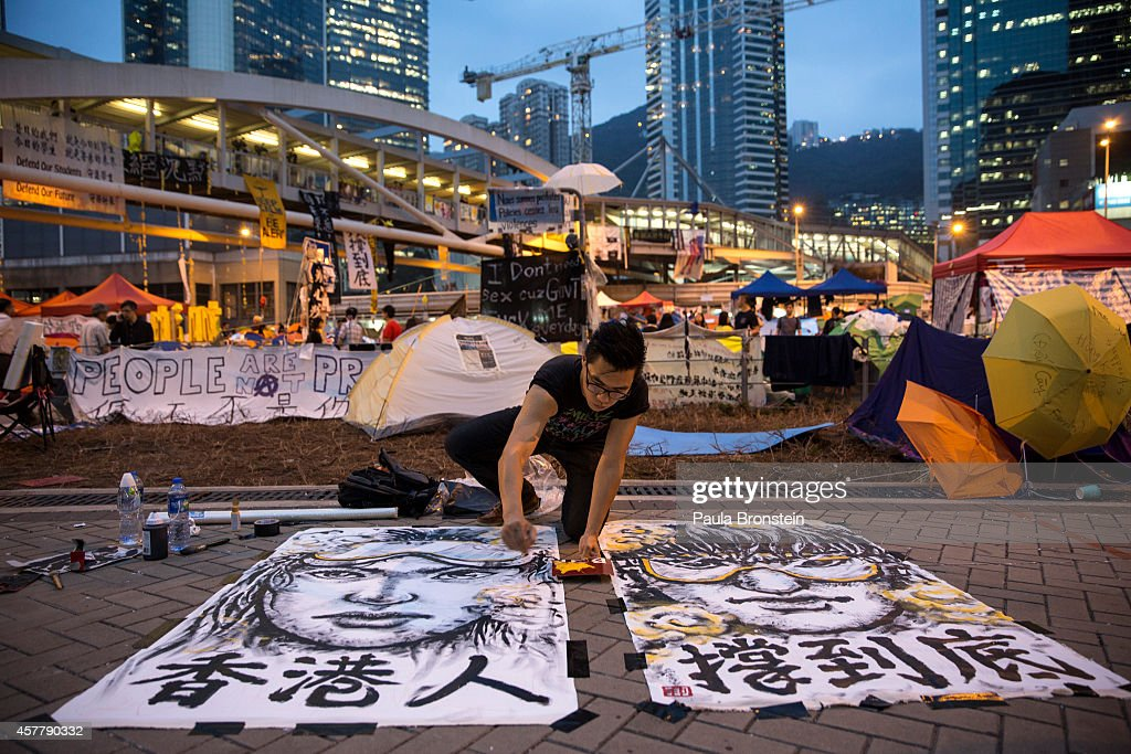 Students continue protests in hong kong following for Design consultancy new york