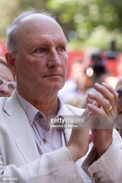 Artist Bruce Nauman attends the 53rd International Art Exhibition on June 4 2009 in Venice Italy