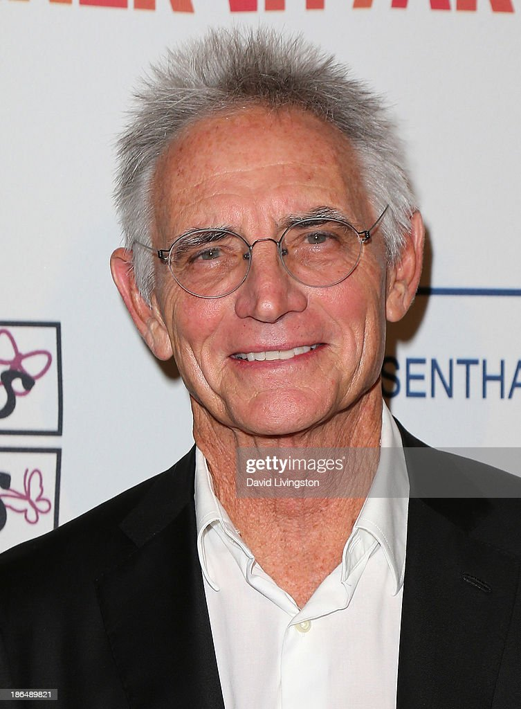 Artist Charles Arnoldi attends the Inner-City Arts 2013 Imagine Gala at the Beverly Hilton Hotel on October 30, 2013 in Beverly Hills, California.
