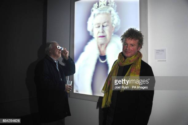 Artist Chris Levine presents his ground breaking complete series of Royal 3D and light based portraits of Queen Elizabeth II The exhibition entitled...