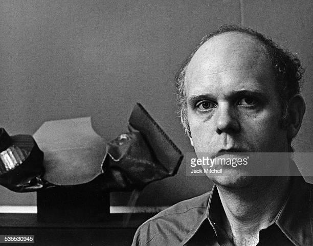 Artist Claes Oldenburg 1970