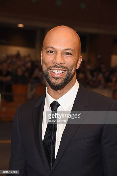 Artist Common attends the 'Being Charlie' photo call during the 2015 Toronto International Film Festival at The Elgin on September 14 2015 in Toronto...