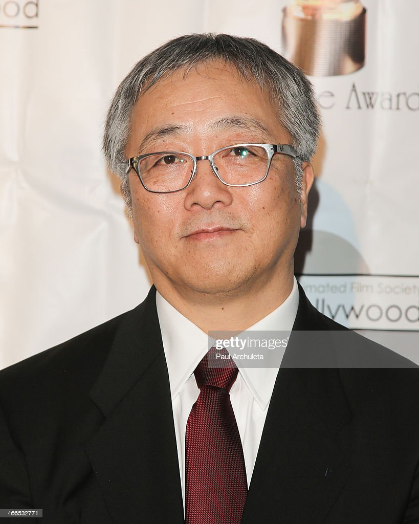 Artist / Director Katsuhiro Otomo attends the 41st annual Annie Awards at Royce Hall, UCLA on February 1, 2014 in Westwood, California.