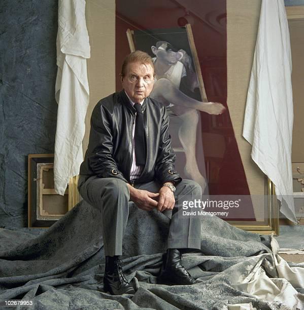 Artist Francis Bacon 1989
