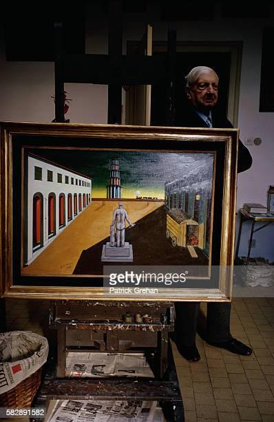 Artist Giorgio de Chirico