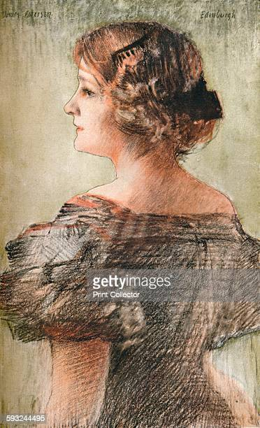 Artist James Paterson 'Madeleine' circa 1906 From The Studio Volume 51 [London Offices of the Studio London 191011]