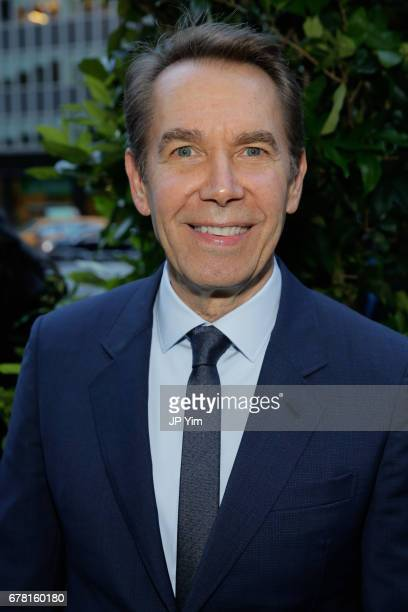 Artist Jeff Koons attends the 40th Anniversary of Studio In A School at The Seagram Building Plaza on May 3 2017 in New York City
