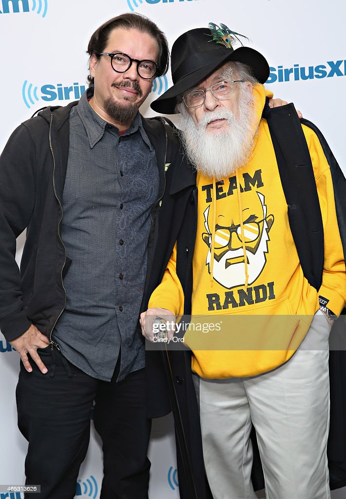 Celebrities visit siriusxm studios march 5 2015 getty images - Jose alvarez ...