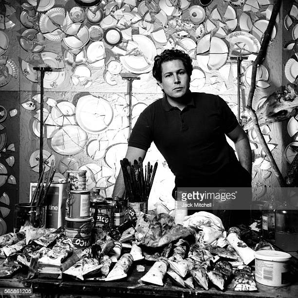 Julian Schnabel Stock Photos And Pictures Getty Images