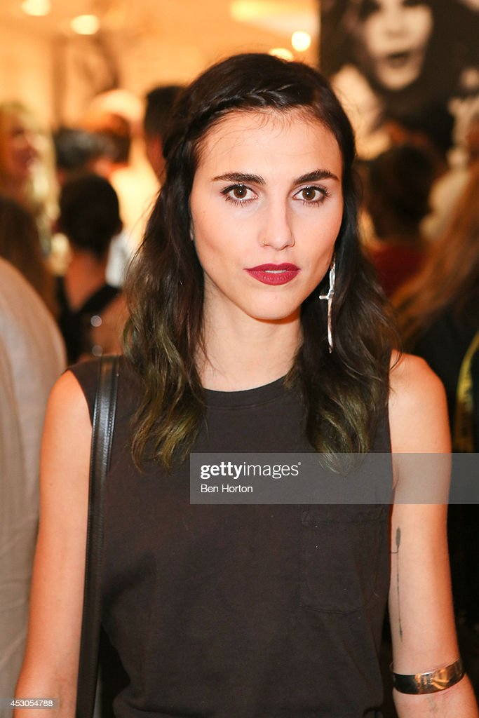 Artist Langley Fox attends Nicole Richie, Eric Buterbaugh and Nevena Borissova host Ryan Korban's 'Luxury Redefined' on August 1, 2014 in Los Angeles, California.