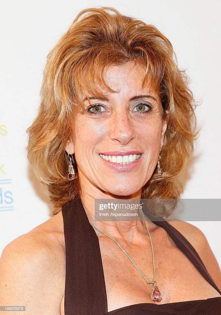 Artist Lynn Buettner attends the 14th Annual Women's Image Network Awards at Paramount Theater on the Paramount Studios lot on December 12, 2012 in Hollywood, California.