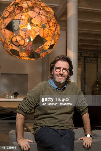 Artist Olafur Eliasson is photographed for Madame Figaro on November 19 2014 in Berlin Germany PUBLISHED IMAGE CREDIT MUST READ Jan...