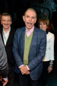 Artist Peter Max attends the Norwegian Breakaway Christening Ceremony on May 8 2013 in New York City
