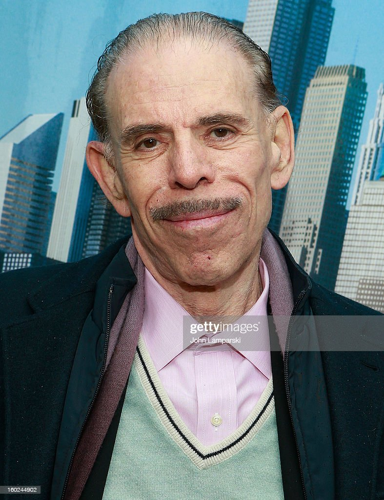 Artist Peter Max attends the Norwegian Warming Station launch in Times Square on January 28, 2013 in New York City.