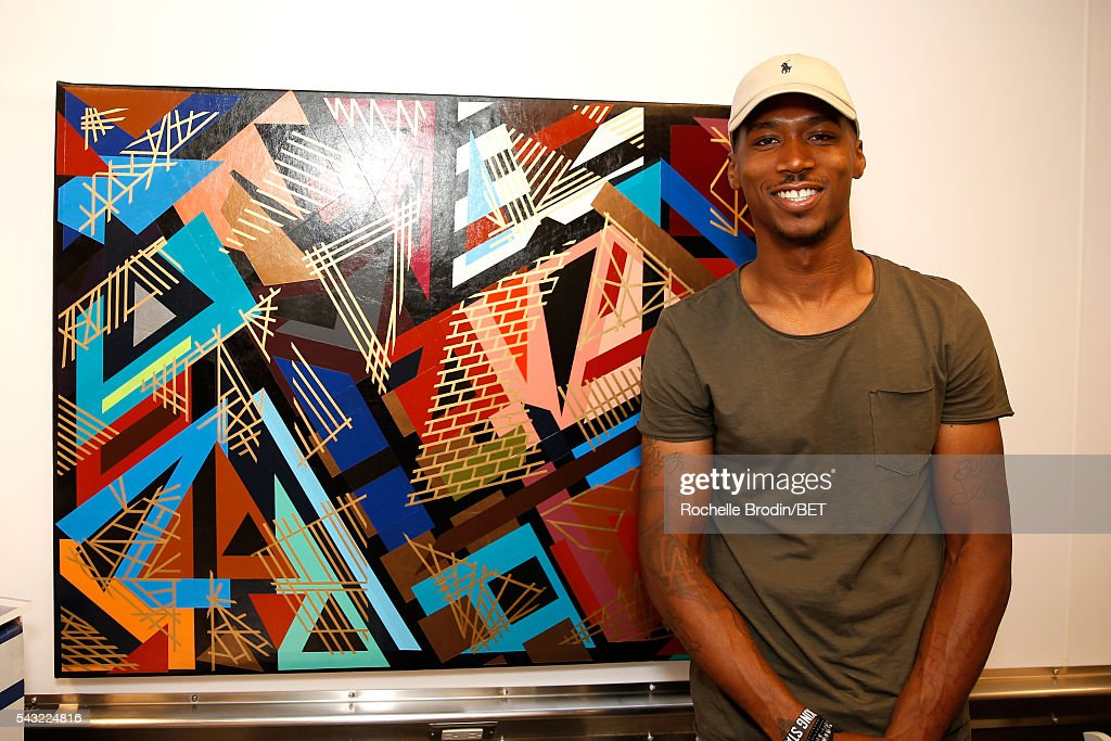 Artist Rob Hill attends the BETX gifting suite during the 2016 BET Experience on June 26, 2016 in Los Angeles, California.