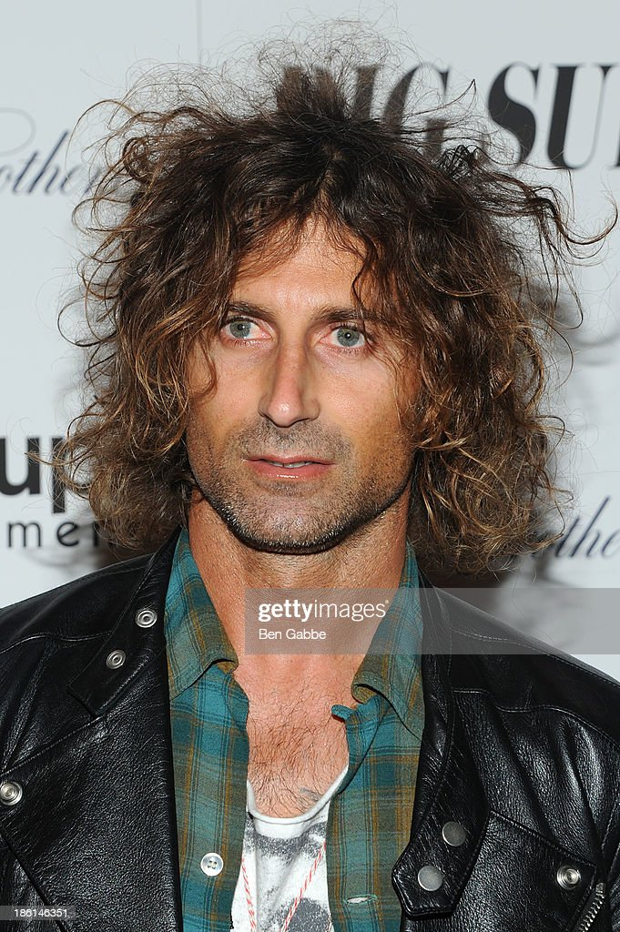 Artist Todd DiCiurcio attends the 'Big Sur' premiere at Sunshine Landmark on October 28, 2013 in New York City.