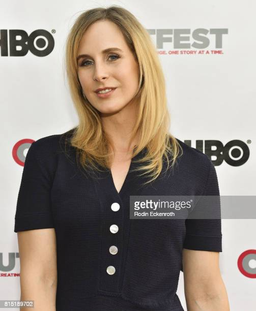 Artist Zackary Drucker attends the 2017 Outfest Los Angeles LGBT Film Festival screening of Amazon's 'Transparent' Season 4 at Director's Guild Of...