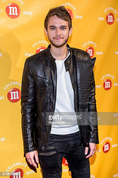 Artist Zedd attends MM's 75th Birthday Launch Event at the Altman Building on March 3 2016 in New York City