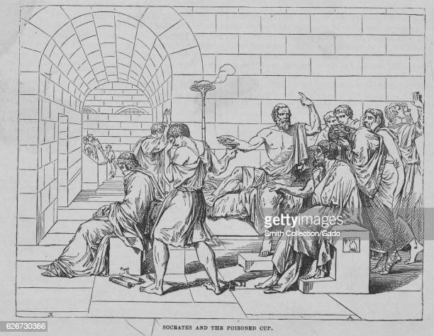 socrates and his choice of suicide Plato's socrates also urged his countrymen to stay alive the social contagion of suicide to see the idea of suicide as an open choice that each.