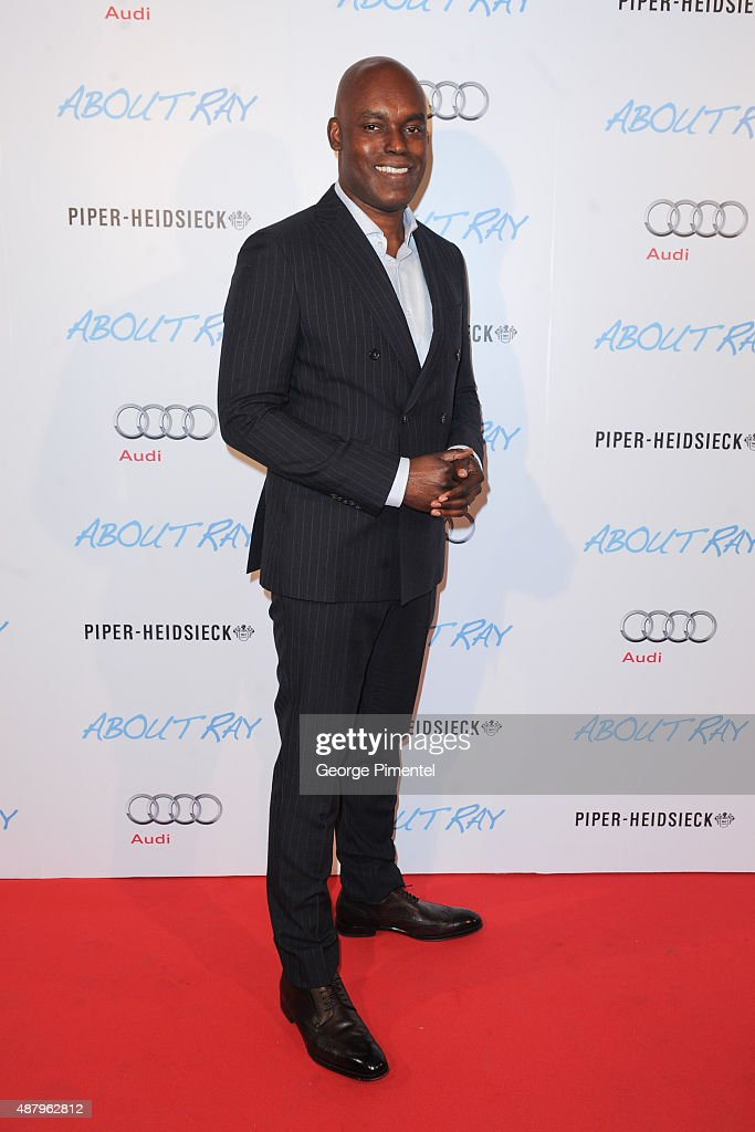 """Entertainment One/The Weinstein Company's """"About Ray"""" TIFF Party At Patria Toronto Hosted By Audi And Piper-Heidseick Champagne"""
