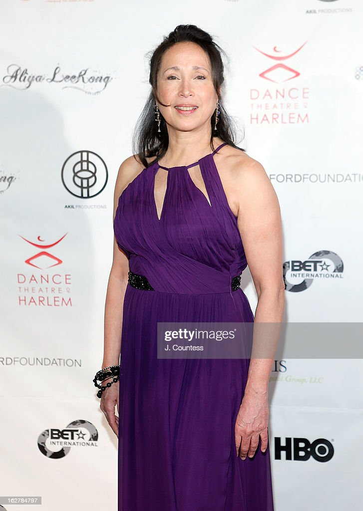 Artistic Director of the Dance Theatre of Harlem Virginia Johnson attends the Dance Theatre Of Harlem's 44th Anniversary Celebration at Mandarin Oriental Hotel on February 26, 2013 in New York City.