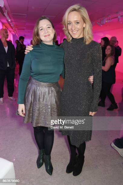 Artistic Director of the Donmar Warehouse Josie Rourke and Executive Producer at the Donmar Warehouse Kate Pakenham attend the press night after...