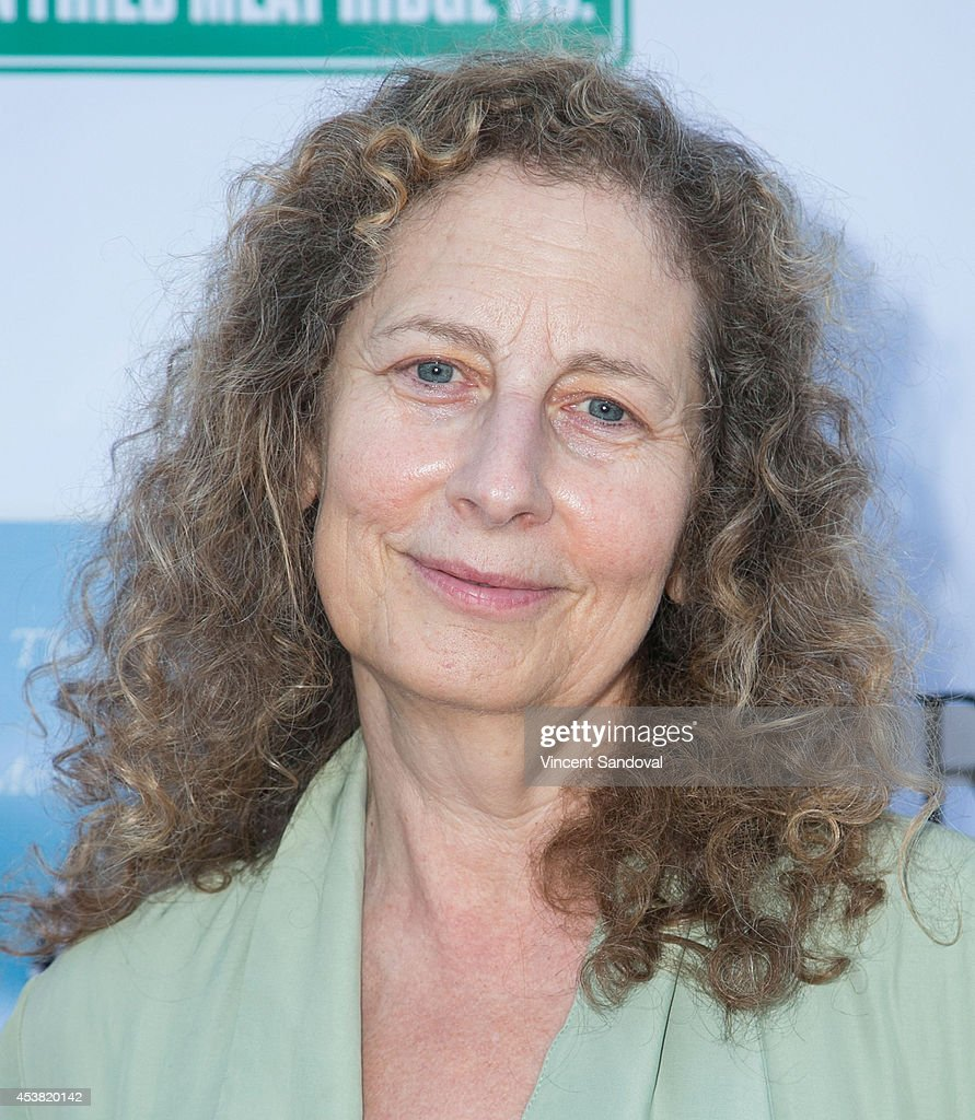 Artistic director of the Pacific Resident Theater Marilyn Fox attends the premiere of 'Fried Meat 3: The Unfryable Meatness of Being' at Pacific Resident Theatre on August 18, 2014 in Venice, California.
