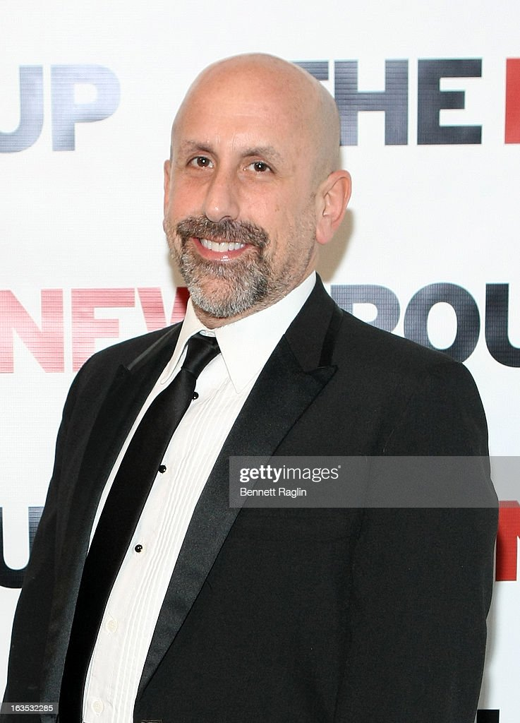 Artistic director Scott Elliot attends The New Group Bright Lights Off-Broadway 2013 Gala at Tribeca Rooftop on March 11, 2013 in New York City.