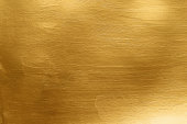 An handmade texture created with gold painting